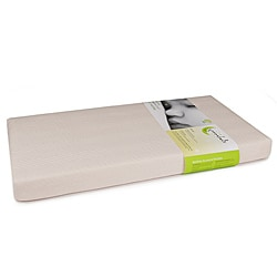 Greenbuds Primrose Organic 2-in-1 Crib Mattress
