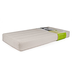 Greenbuds Magnolia Deluxe Organic Wool 2-in-1 Crib Mattress