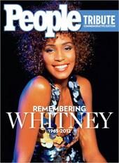 People: Remembering Whitney Houston 1963-2012 (Hardcover)