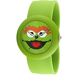 Sesame Street Oscar the Grouch Slap Watch