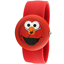 Sesame Street Kids' Elmo Slap Watch
