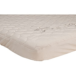 Greenbuds Organic Cotton Mattress Protector for Moses Basket