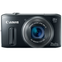 Canon PowerShot Digital Stabilized Wide Angle