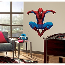 RoomMates Amazing Spider-Man Peel and Stick Giant Wall Decal 8911461