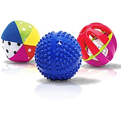 Sassy Sensory Ball Set