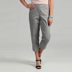 Counterparts Women's 'Slim Your Tummy' Capri Pants