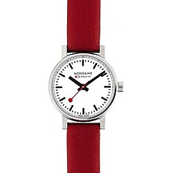 Mondaine Women's Evo Leather Watch