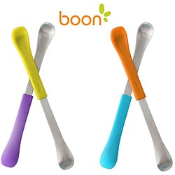 Boon Swap 2-in-1 Feeding Spoon (Pack of 2)