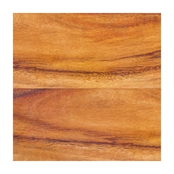 LessCare 'Century Series' Glossy Hickory Glueless Locking System Laminate Flooring Planks (Set of 9)