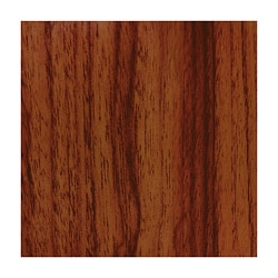 LessCare 'Century Series' Brown Walnut Glueless Locking System Laminate Flooring Planks (Set of 9)