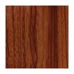 LessCare 'Century Series' Brown Walnut Glueless Locking System Laminate Flooring Planks (Set of 9)