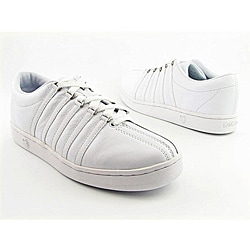 K Swiss Men's The Classic White Casual Shoes