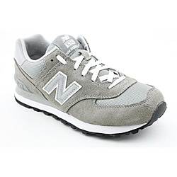 New Balance Men's ML574 Gray Casual Shoes