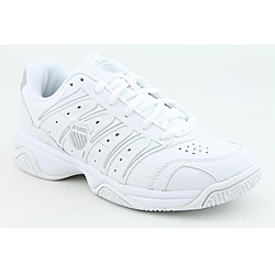 K Swiss Women's Grancourt II White Athletic Wide (Size 7)