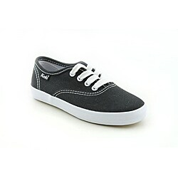 Keds Girl's Original Champion CVO Black Casual Shoes
