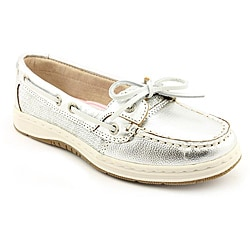 Sebago Women's Skimmer Silver Casual Shoes