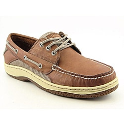 Sperry Top Sider Men's Billfish Brown Casual Shoes Wide