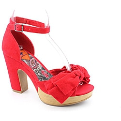 Rocket Dog Women's Antonie Red Sandals