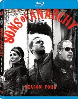 Sons of Anarchy: Season 4 (Blu-ray Disc) 9200411