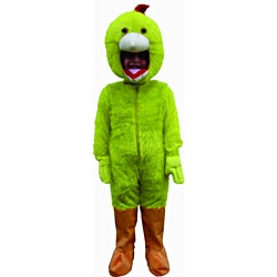 Dress Up America Child/ Adult 'Yellow Chicken' Costume