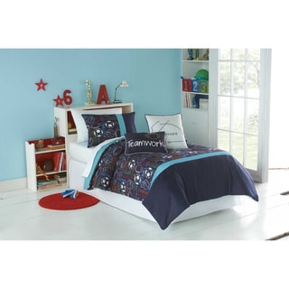 Big Believers Athletic Department Comforter Set