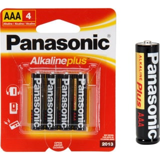 Panasonic AAA-Size General Purpose Battery Pack