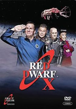 Red Dwarf: X (DVD) 10269043