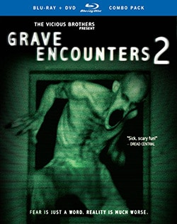 Grave Encounters 2 (Blu-ray/DVD) 10370164