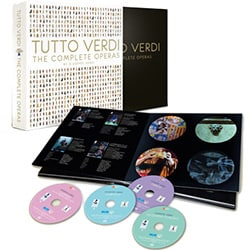 Tutto Verdi: Complete Operas (Blu-ray Disc) 10382359