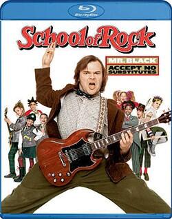 School of Rock (Blu-ray Disc) 10390963