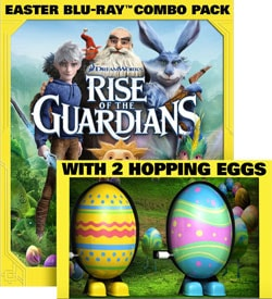 Rise of the Guardians with 2 Hopping Toy Eggs (Blu-ray/DVD) 10564058
