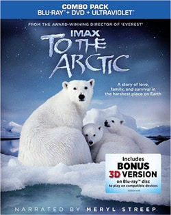 To the Arctic 3D (IMAX) (Blu-ray/DVD) 10569611