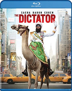 The Dictator: Banned & Unrated Version (Blu-ray Disc) 10758274