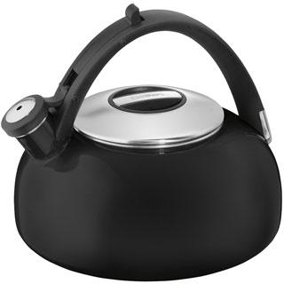 Peak Enamel-On-Steel Stovetop Tea Kettle