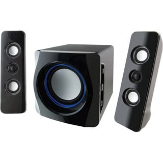 iLive IHB23B 2.1 Speaker System - Wireless Speaker(s) -Bluetooth - iPod Supported