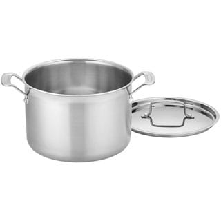 MultiClad Pro Triple Ply Stainless 8-Quart Stockpot