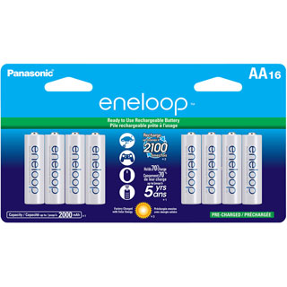 Panasonic eneloop General Purpose Battery