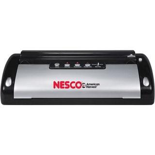 Nesco VS-02 White Food Vacuum Sealer
