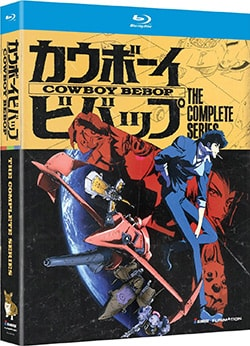 Cowboy Bebop: The Complete Series (Blu-ray Disc) 13974524