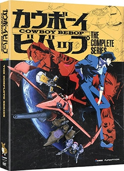 Cowboy Bebop: The Complete Series (DVD) 13974525
