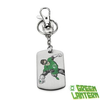 Silver Stainless Steel Key Ring