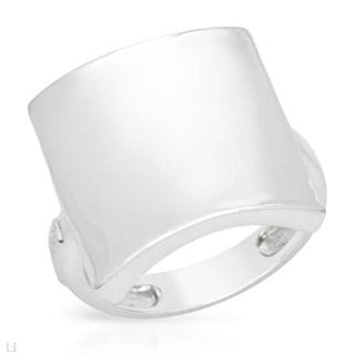 Benetton Ring in .925 Sterling Silver