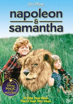 Napoleon and Samantha (DVD)