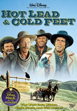 Hot Lead and Cold Feet (DVD)