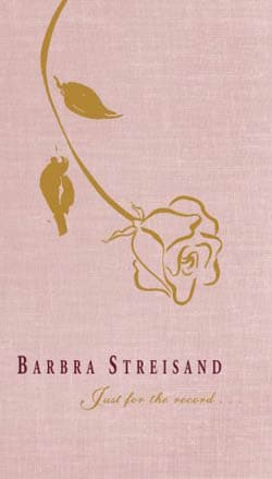 Barbra Streisand - Just For The Record... [Box]