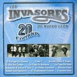 20 Corridos - By Los Invasores De Nuevo Leon