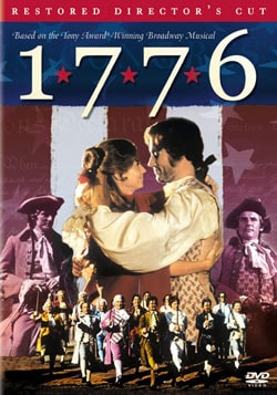 1776 - Restored Director's Cut (DVD)