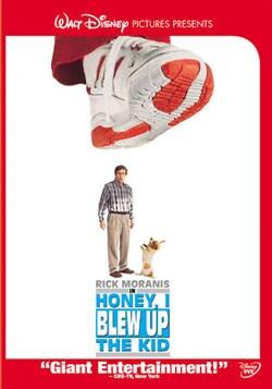 Honey, I Blew Up the Kid (DVD)