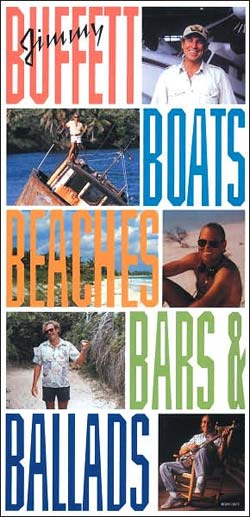 Jimmy Buffett - Boats, Beaches, Bars & Ballads