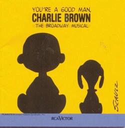 Original 1999 Broadway Cast - You`re A Good Man, Charlie Brown